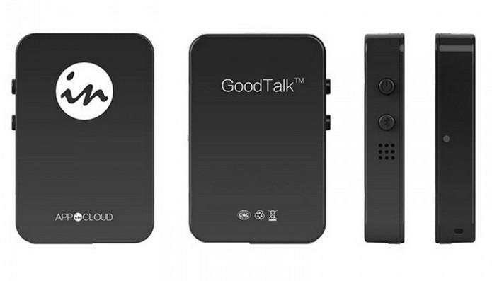 GoodTalk, adaptador dual-SIM para dispositivos Apple (Foto: Divulgação/GoodTalk)