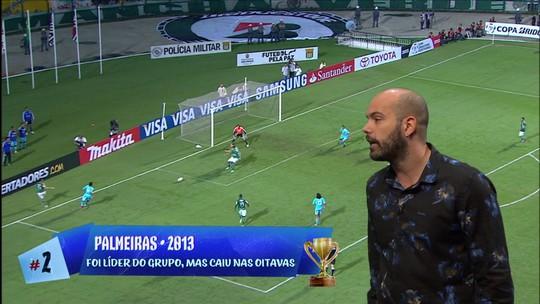 """Lista do dia: relembre os seis times """"segundões"""" que já diputaram a Libertadores"""
