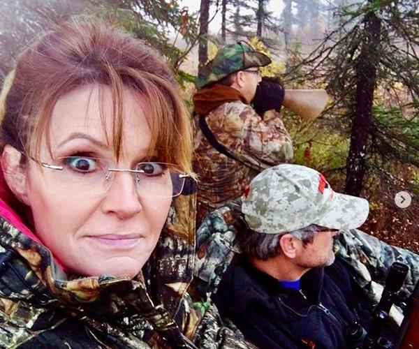 A política norte-americana e ex-governadora do Alaska Sarah Palin (Foto: Instagram)