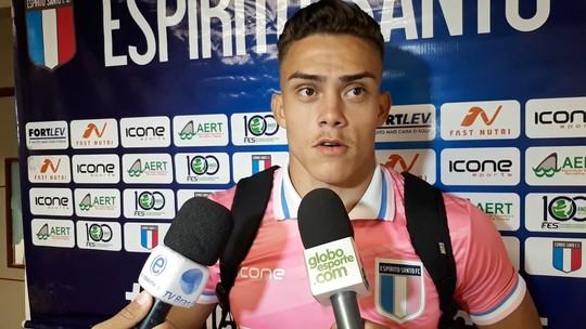 Allan Camillato viveu semana de ansiedade antes da 1ª final pelo Espírito Santo
