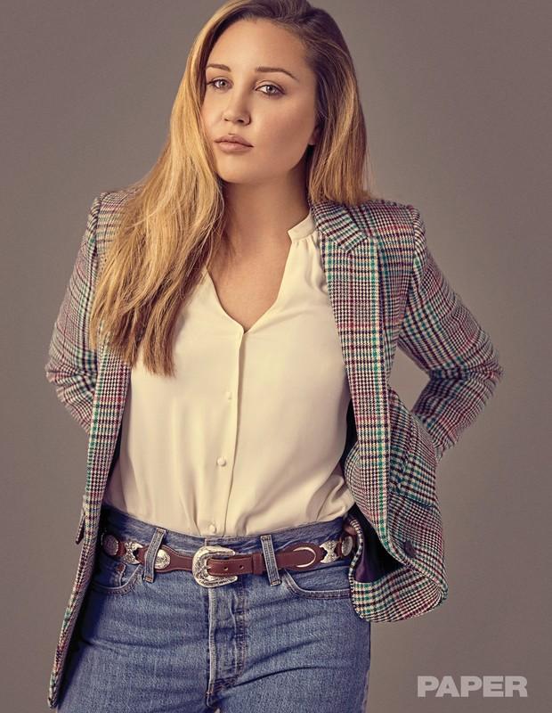 Amanda Bynes (Foto: Danielle Levitt /Paper Magazine)