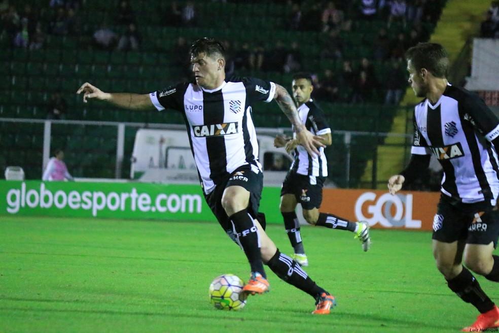 Jocinei chega é um dos principais destaques da lista de contratados (Foto: Luiz Henrique/Figueirense FC)