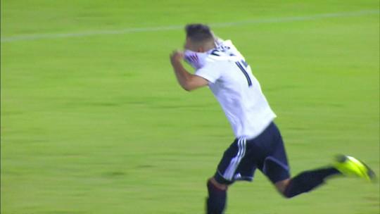 São Paulo elimina o Cruzeiro nos pênaltis e vai à semi da Copinha: veja os gols