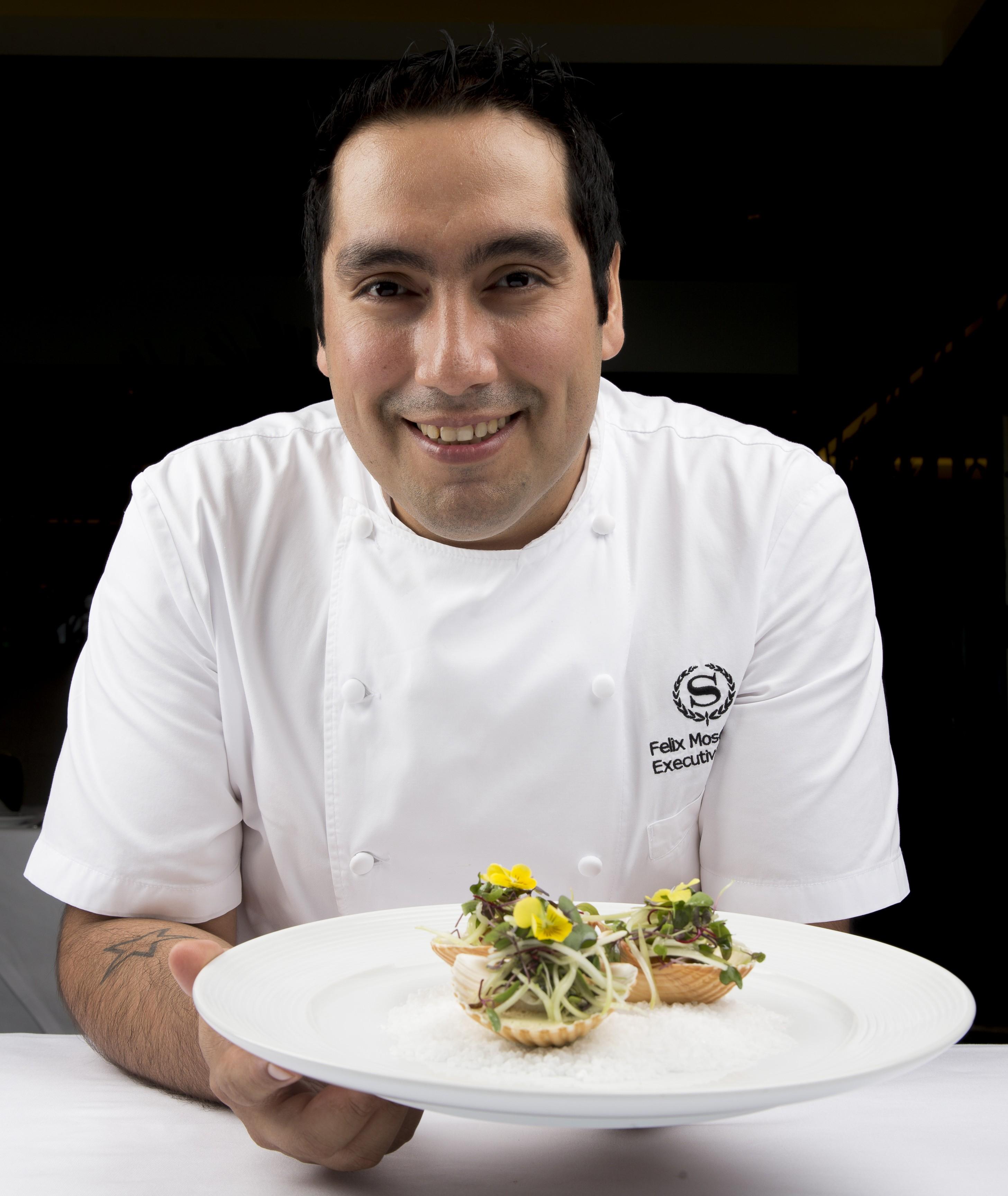 Chef Félix Sanchez