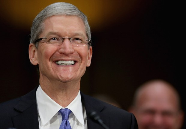 Tim Cook (Foto: Getty Images)