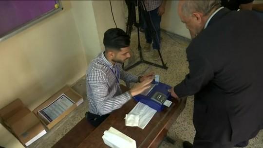 Iraque inicia 1ª eleição legislativa após derrota do Estado Islâmico