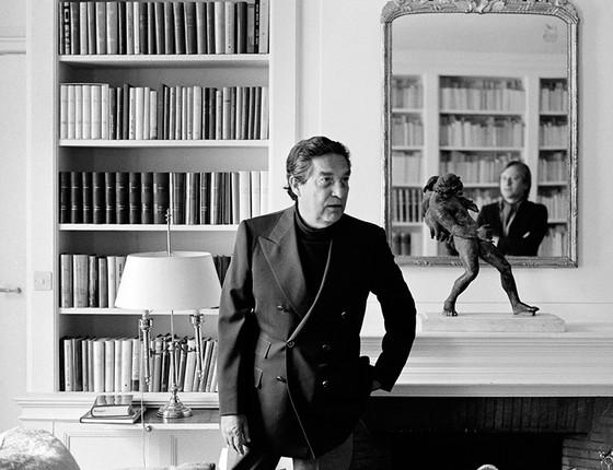 O escritor mexicano Octavio Paz (1914-1998) era diplomata, formalista e intelectual; exemplo do artista canônico latino (Foto: MICHELE BANCILHON/AFP PHOTO/1980)