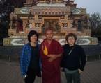 Thelma Guedes e Duca Rachid no Nepal | Arquivo pessoal