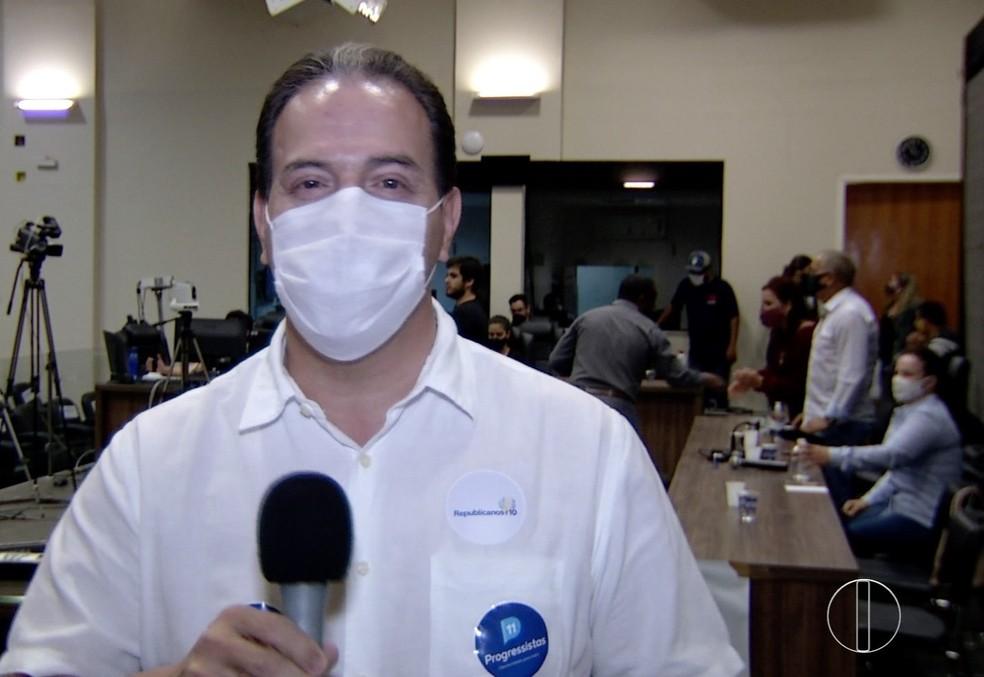 Ruy Muniz do PP — Foto: Inter TV / Reprodução