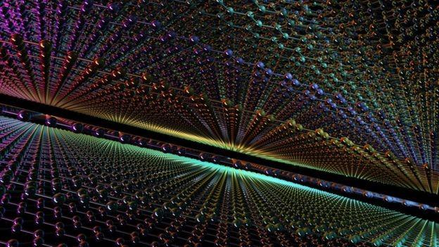 O grafeno é um material com muito potencial para a próxima geração de chips (Foto: Getty Images via BBC News Brasil)