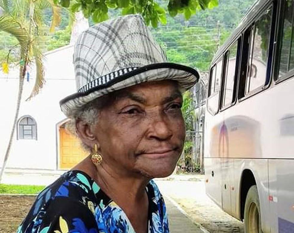 Vítima tinha 64 anos e foi morta na zona rural de Ilhéus, no sul da Bahia. — Foto: Arquivo Pessoal
