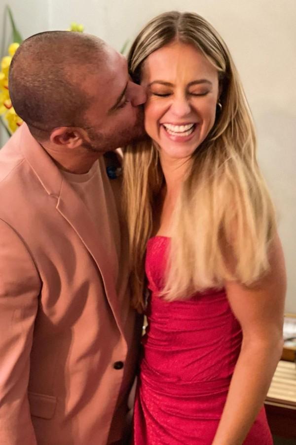 Paolla OLiveira e Diogo Nogueira assumem romance (Foto: Reprodução Instagram)