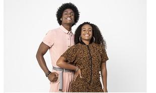 Tuane e Jadson: casal está junto há dois anos e faz posts na internet sobre empoderamento negro | Divulgação