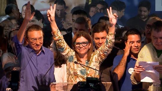 MDB confirma candidatura de Roseana Sarney ao governo do MA