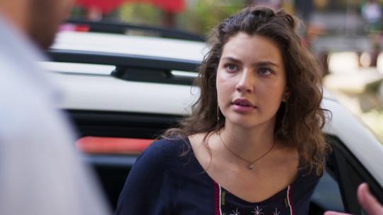 Joaquim flagra Rita com Nina no colo e perde a linha: 'Você não é bem-vinda nas nossas vidas'