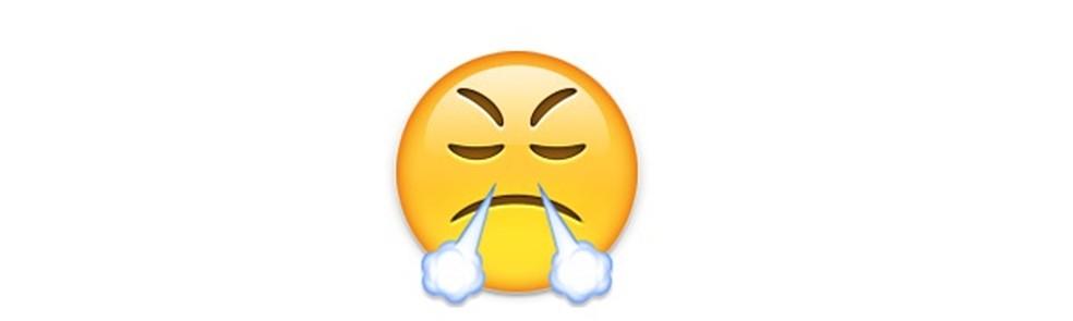 Muita gente ainda confunde o significado desse emoji — Foto: Reprodução/TechTudo