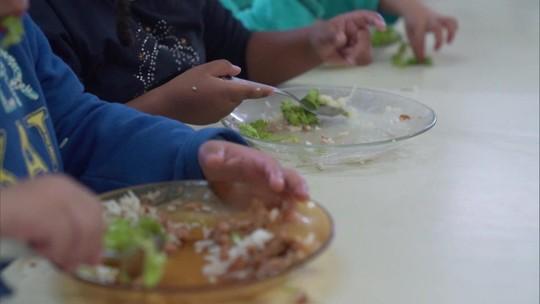 Um a cada três menores de cinco anos sofre de sobrepeso ou subnutrição no mundo
