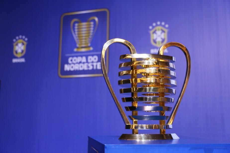 CBF divulga data e horários das semifinais da Copa do Nordeste