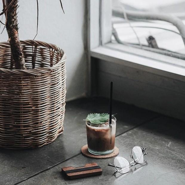 Cafézinho pode ir bem no drink também (Foto: Reprodução/ Instagram)