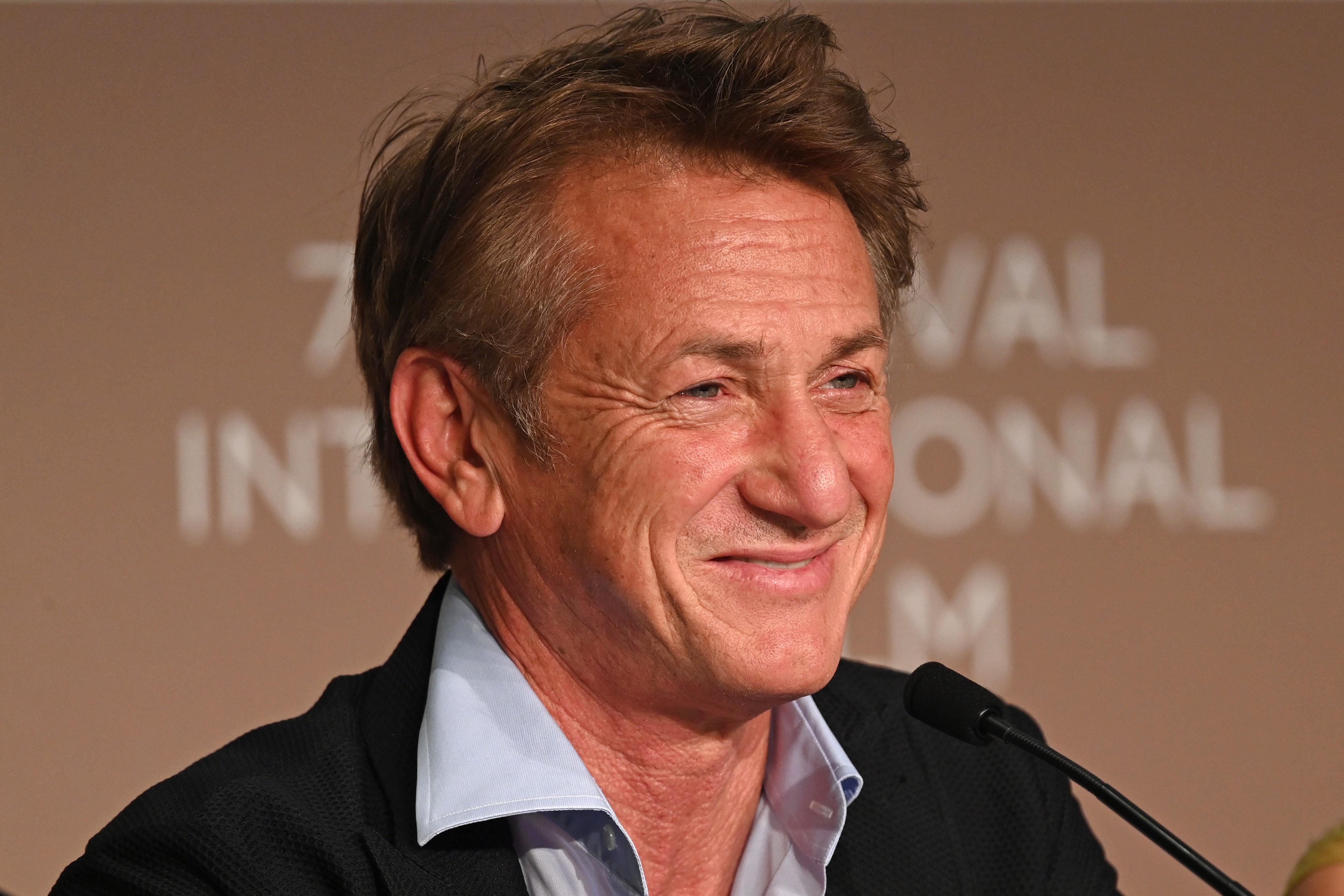 O ator Sean Penn (Foto: Getty Images)