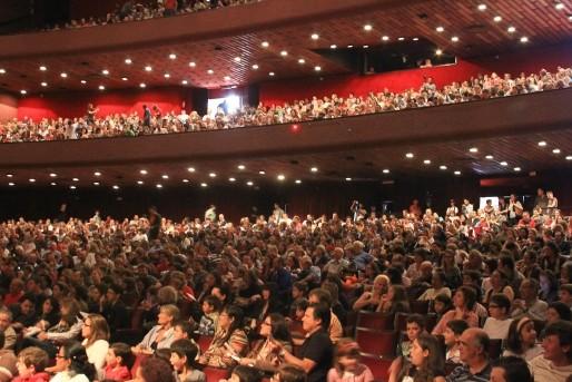 Teatro Guaíra, em Curitiba (Foto: Divulgação)
