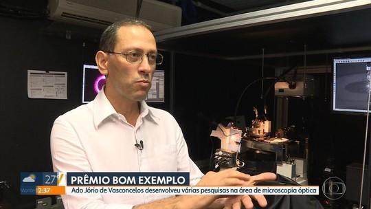 Ado Jório de Vasconcelos é o vencedor da categoria Ciência