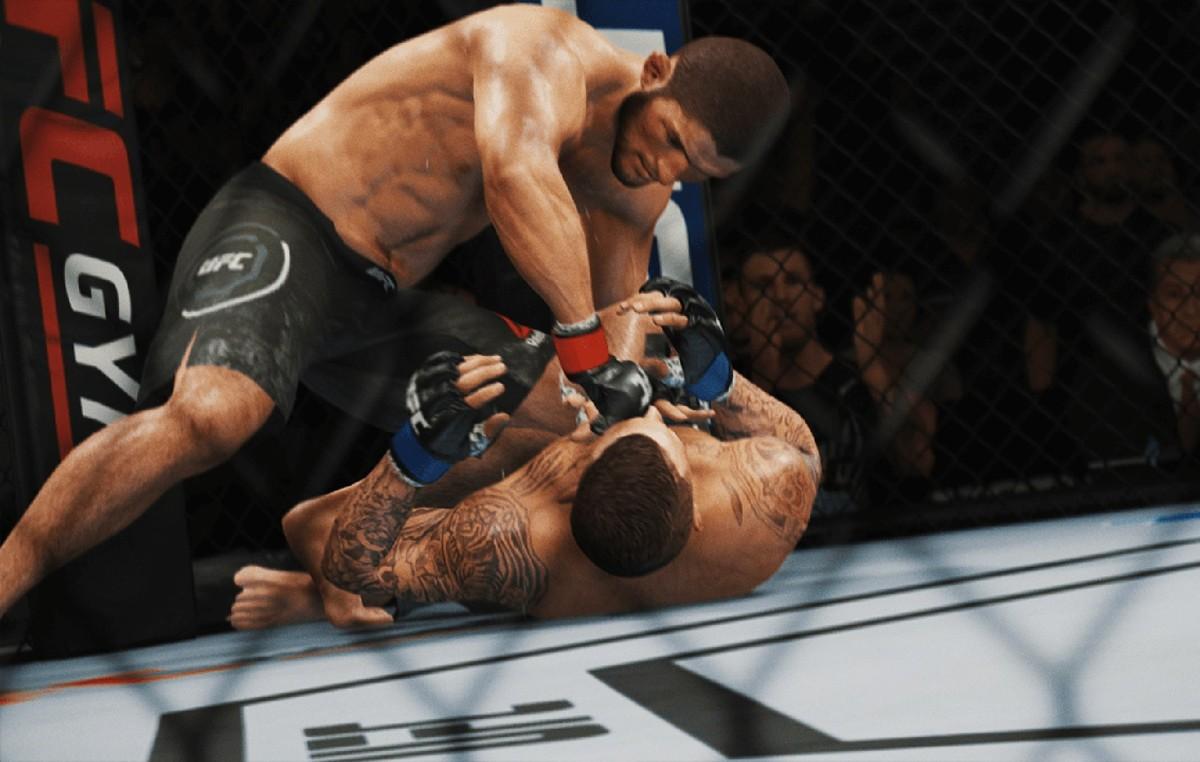 'UFC 4' evolui sua luta em pé, mas ainda apanha no combate no chão; G1 jogou | Games