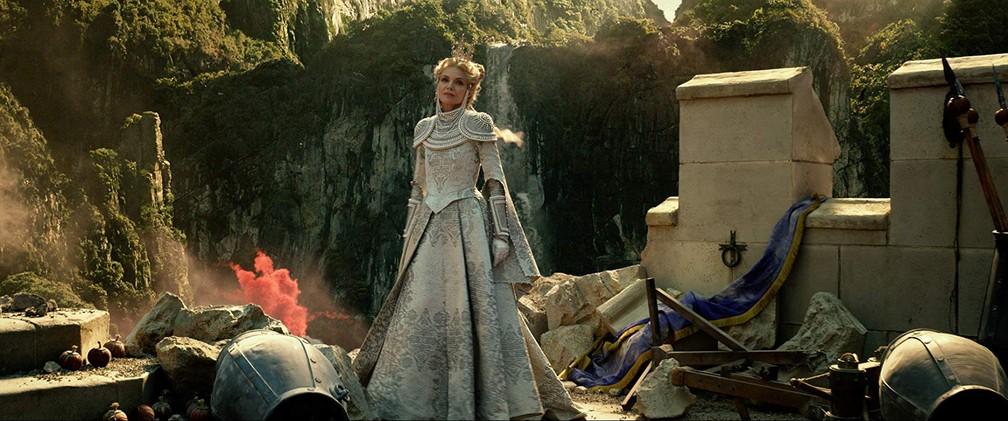 Michelle Pfeiffer em 'Malévola: Dona do mal' — Foto: Divulgação/Disney
