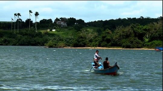 Governadores de AL e SE fazem ato em defesa do Rio São Francisco, em Penedo