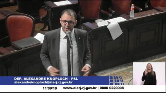 Roupas de deputadas provocam discussão no plenário da Alerj