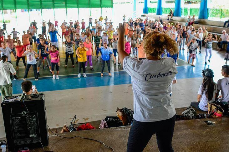 Usuários devem fazer recadastro para atividades no Parque do Idoso, em Manaus