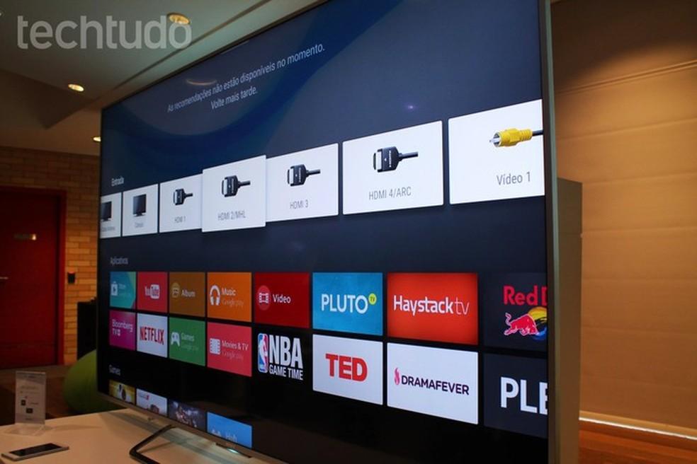 Dez apps que você precisa ter na sua smart TV com Android TV | TVs