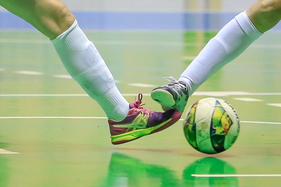 Natal recebe Campeonato Brasileiro Escolar de Futsal (Foto: Marcello Zambrana/Fotojump)