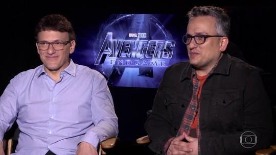 'Nem os atores puderam ver todo o roteiro', diz diretor de 'Vingadores: Ultimato'