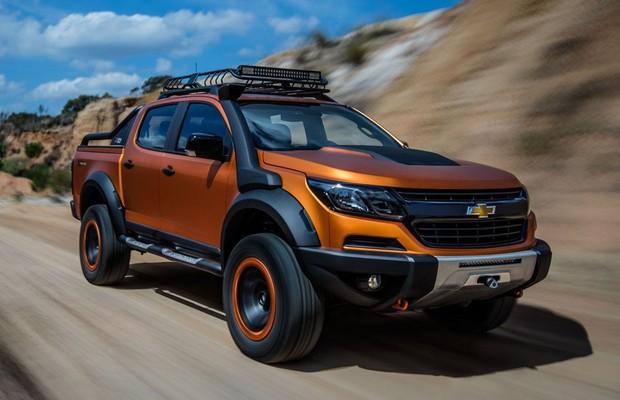 Conceitos antecipam Chevrolet S10 e Trailblazer reestilizados para o Brasil - AUTO ESPORTE ...