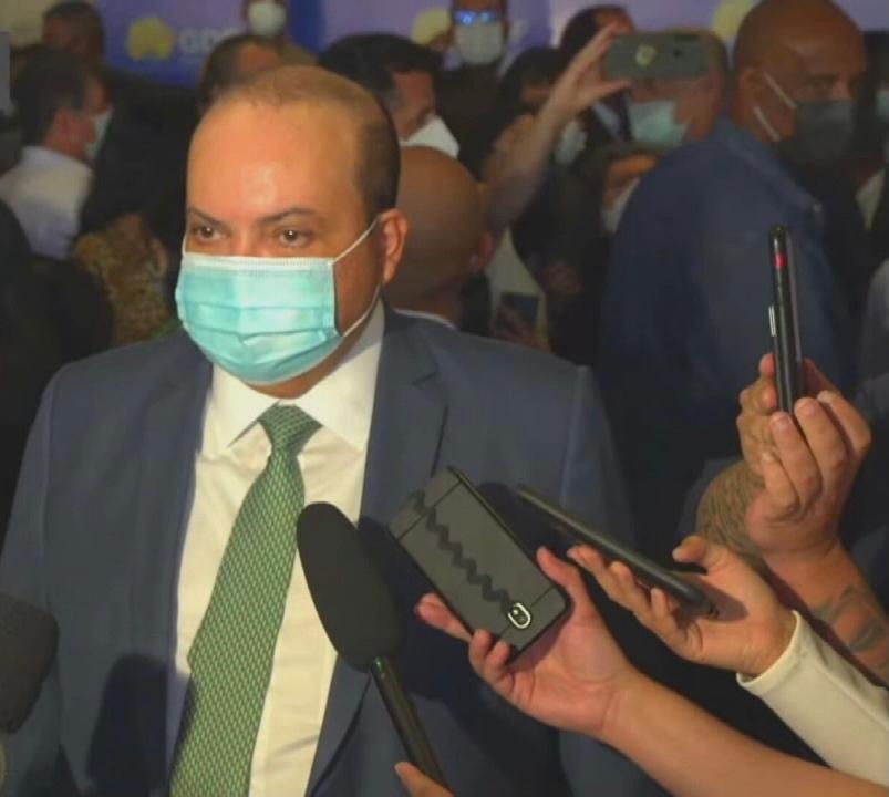 'É uma vontade', diz Ibaneis sobre possível reeleição para governo do DF
