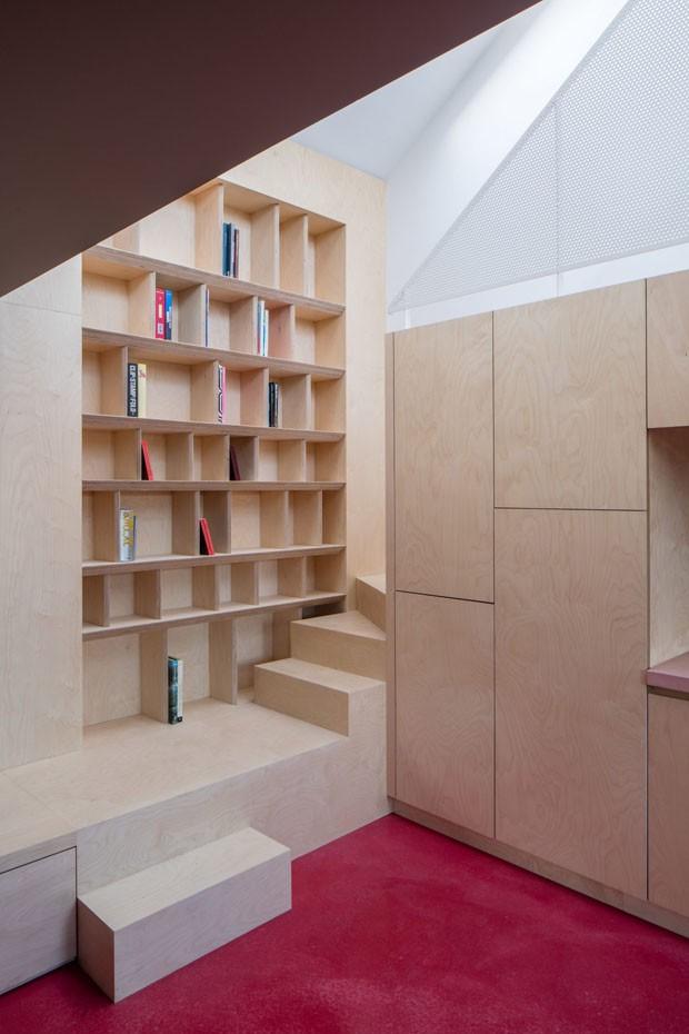Arquitetos ingleses criam co-living para atrair millennials (Foto: Luke Hayes/ Divulgação)