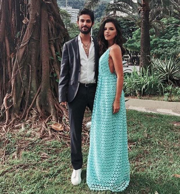 André Nicolau e Mariana Rios (Foto: Reprodução Instagram)