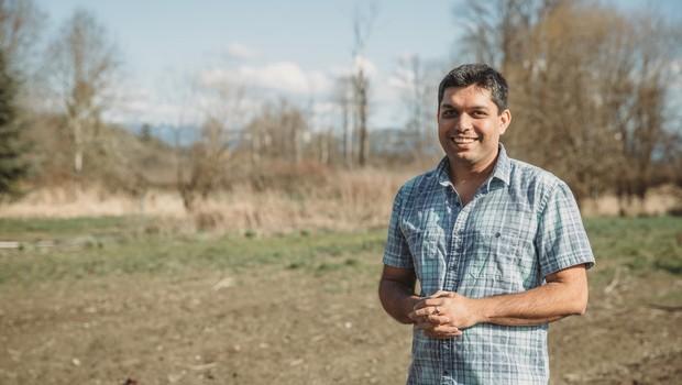 Ranveer Chandra, cientista-chefe global de Azure da Microsoft é responsável pela criação do FarmBeats, um programa da empresa que coleta dados nas fazendas (Foto: Divulgação)