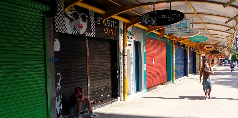 São Vicente permite reabertura do comércio e das praias a partir desta segunda-feira