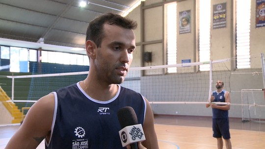 Mário Júnior estreia no São José Vôlei em duelo contra S. André pelo Paulista