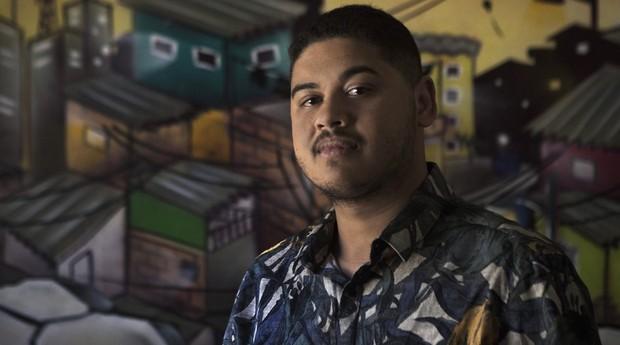 Thiago Vinicius é um dos principais empreendedores da periferia de SP (Foto: Celso Doni)