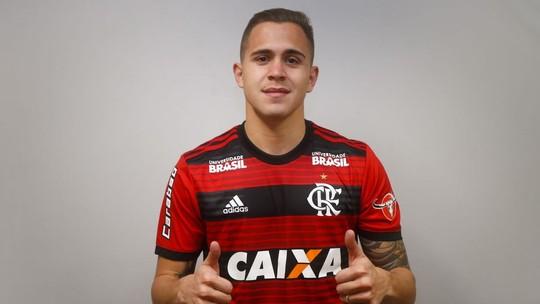 Resultado de imagem para Vitinho, Uribe, Matheus Savio e Piris: Flamengo entrega nova lista da Libertadores nesta sexta