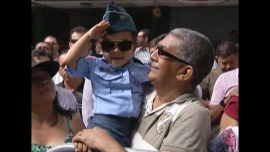 Desfile militar em Belém e no interior do estado comemora 196 anos de Independência do Brasil