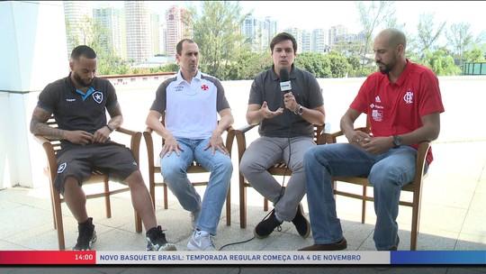 Duelos sem charme: com torcida única, clássicos cariocas frustram jogadores