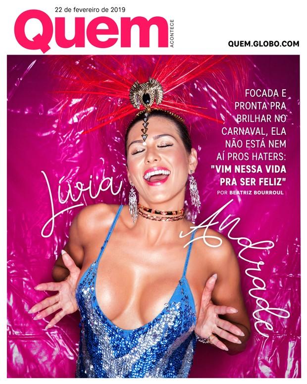 Lívia Andrade Capa (Foto:  )