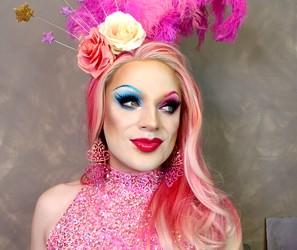 Drag queen Lorelay Fox dá dicas de maquiagem artística para o carnaval
