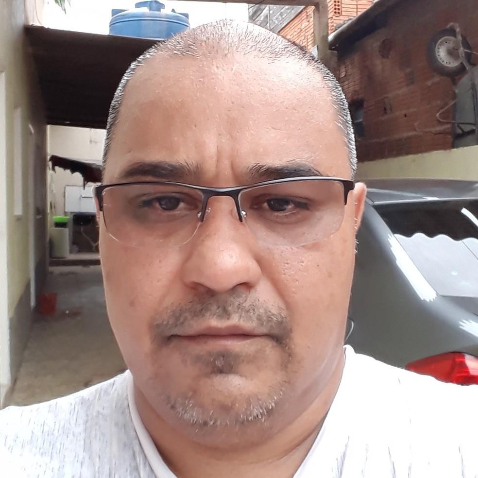 Jeferson Arruda fez BO após ter conta em site de vendas clonada — Foto: Arquivo pessoal