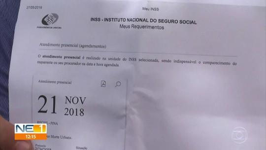 Requerentes de pensão por morte no INSS denunciam demora para receber o benefício