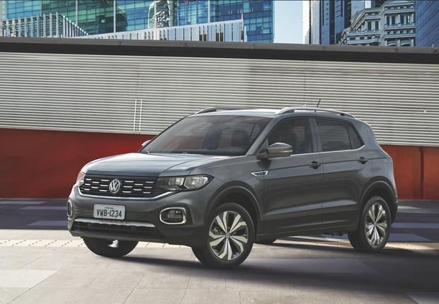 O SUV da Volkswagen se destaca na categoria com tecnologia de ponta a ponta (Foto: Divulgação)